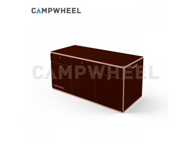 Модуль для кемпинга Campwheel 3.0 brown