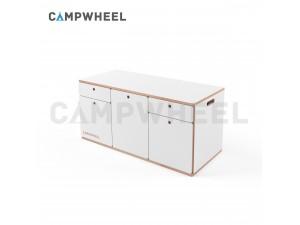 Модуль для кемпинга Campwheel 3.0 white