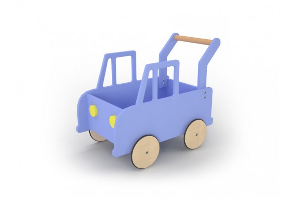 Детская машинка BipBip индиго
