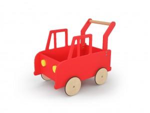 Детская машинка BipBip красная