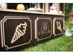 Игровой домик Cafe коричневый