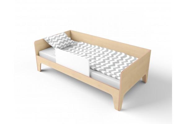 Кровать Mirra натуральное дерево