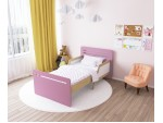 Кровать Colors розовый