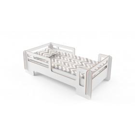 Детская кровать Econ белая