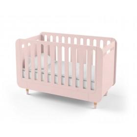 Кроватка для новорожденного Bubble Kit розовая