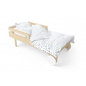 Кровать Virbed натуральное дерево
