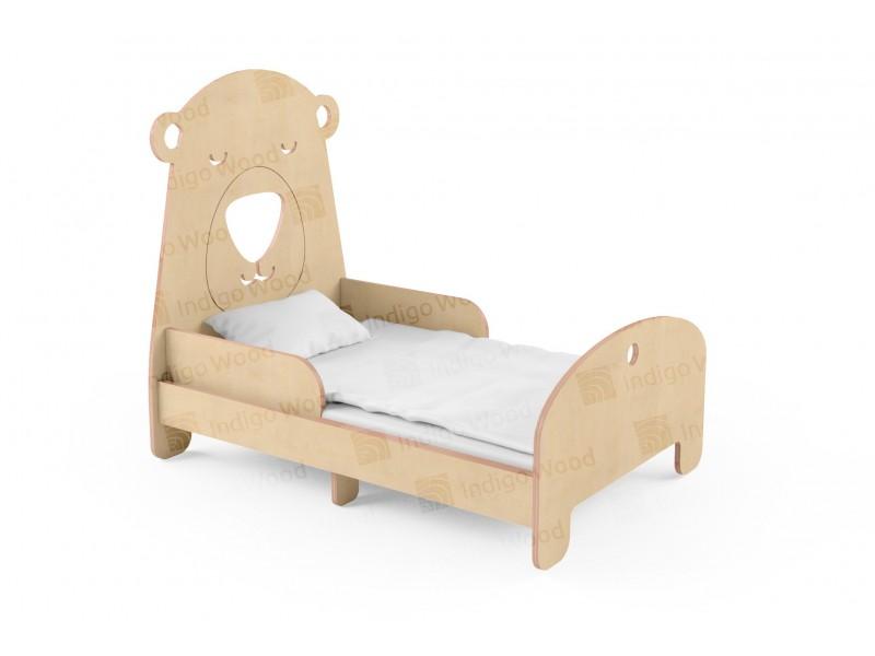 Детская раздвижная кровать Slide Grizz