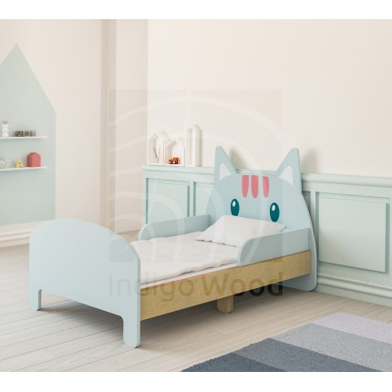 Детская раздвижная кровать Slide Cat