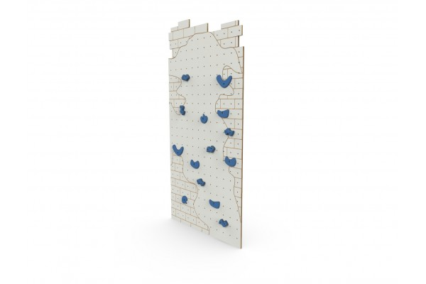 Детский скалодром The Wall белый