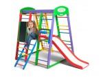 Детский спортивный комплекс Akvarelka Plus 3