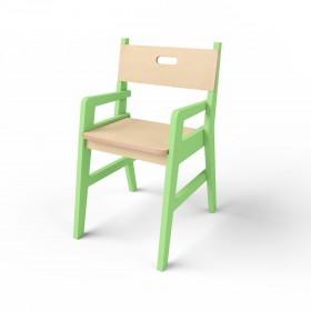 Стул детский Middle 2 зеленый