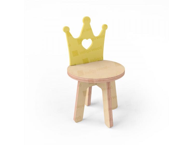 Стул детский Crown