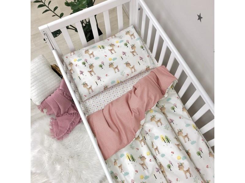 Сменный комплект в детскую кроватку Газели