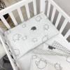 Сменный комплект в детскую кроватку Овечки