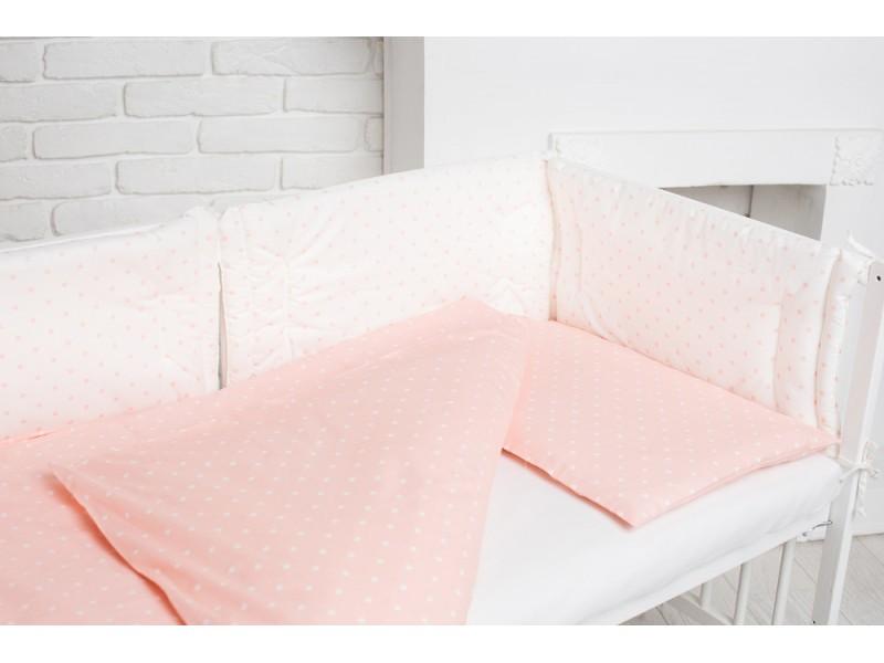 Комплект в детскую кроватку Peach