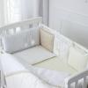 Комплект в детскую кроватку Bunny (бежевый)