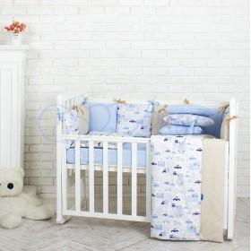 Комплект в детскую кроватку City