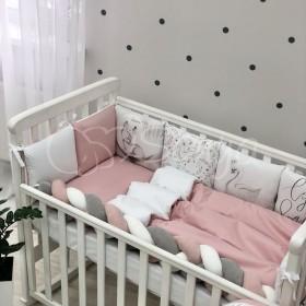 Комплект в детскую кроватку Оленёнок