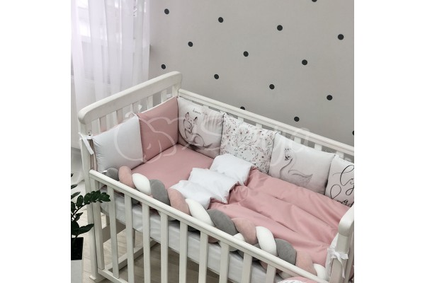 Комплект в детскую кроватку Fawn