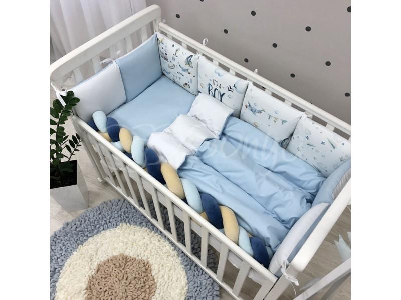 Комплект в детскую кроватку Boy