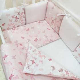 Комплект в детскую кроватку Butterflies