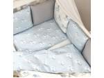 Комплект в детскую кроватку Horses