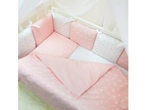 Комплект в детскую кроватку Rabbits powder