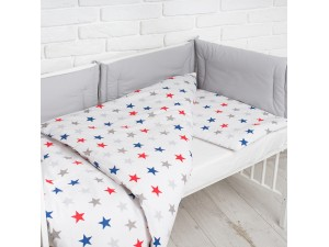Комплект в детскую кроватку Stars