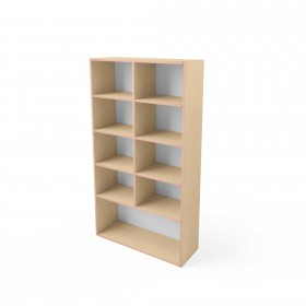 Шкаф Simple big (с открытыми полочками)