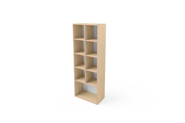 Шкаф Simple small (с открытыми полочками)