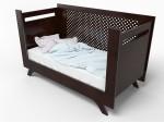 Кроватка Brownie венге