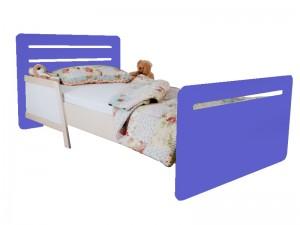 Кровать Colors индиго