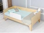 Кровать Mirra из натурального дерева