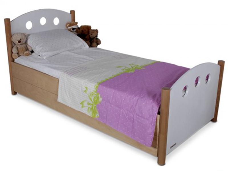 Кровать Village белая