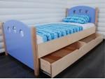 Кровать Village индиго