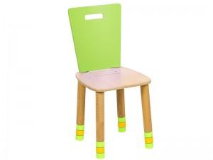 Стул детский регулируемый Simple зеленый
