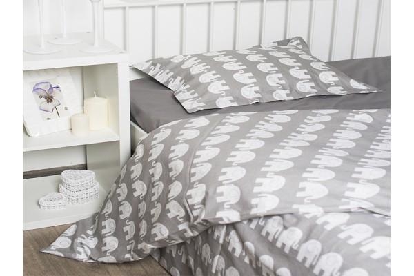 Комплект постельного белья подростковый Elephant